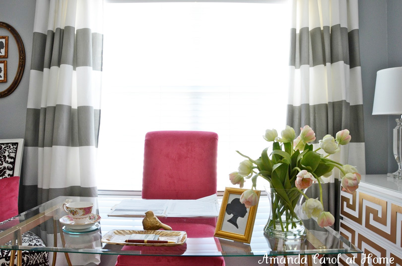 Pretty Pink Home Offices - Virtual Vocations