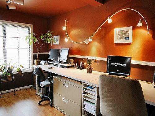 home office lighting solutions