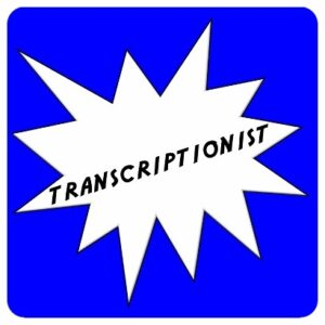 Transcriptionist Logo - FINAL