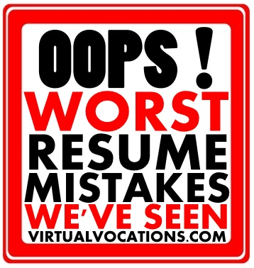 worst resume mistakes 2013 ebook 28 images most common