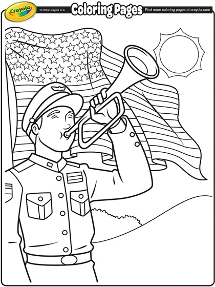 Memorial day activities for kids virtual vocations for Memorial day coloring pages for kids