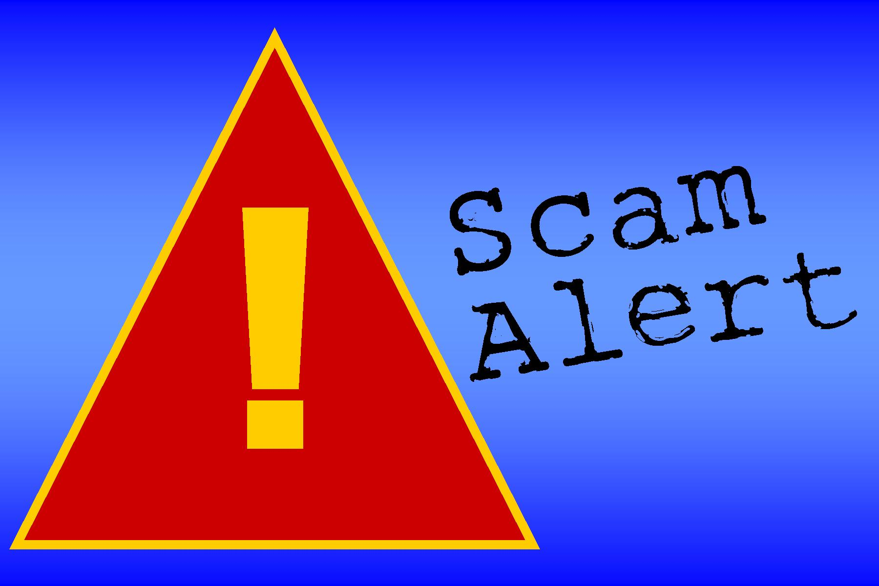 ZAP's Mid-Week BS Report Scam-alert