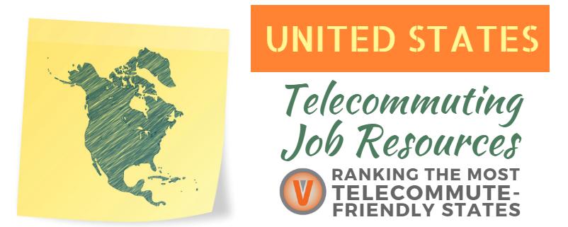 United States telecommuting job resources