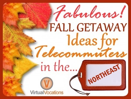 4pm Throwback Blog Post - Fabulous Fall Getaway Ideas for Telecommuters in the Northeast