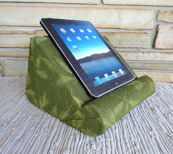 iSleep Portable Laptop Pillow - Crnchy
