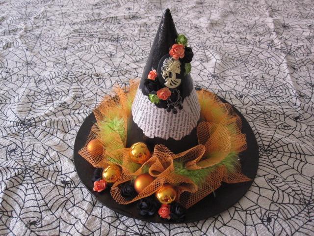 diy halloween centerpieces - Halloween Center Pieces
