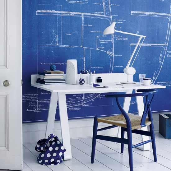 source housetohomecouk blue home offices
