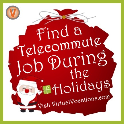 10 telecommute jobs that prove companies are hiring during the 10 telecommute jobs that prove companies are hiring during the holidays m4hsunfo