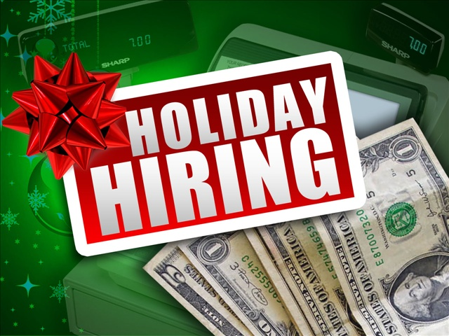 Image result for holiday jobs