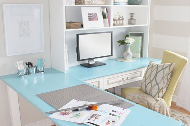 calming home offices