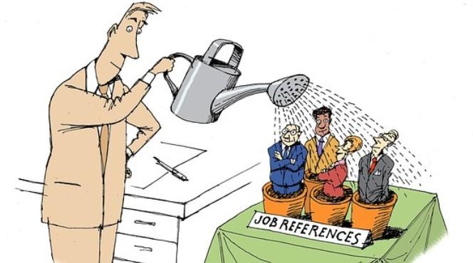 Job Reference Etiquette - Virtual Vocations