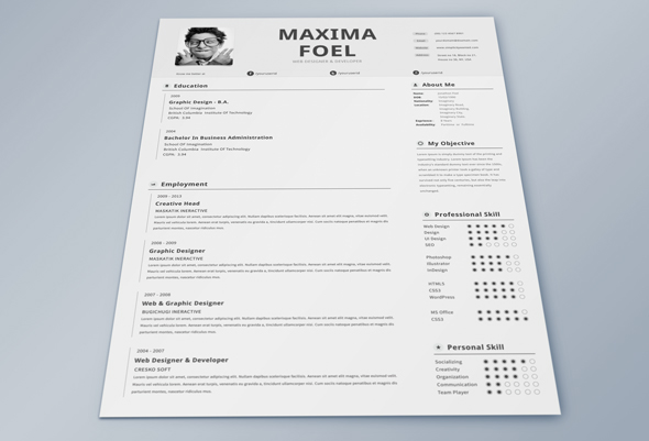 Creative Resume Ideas Archives - Virtual Vocations