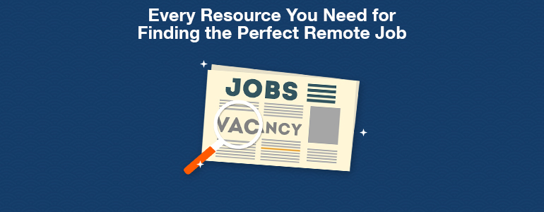 remote job search