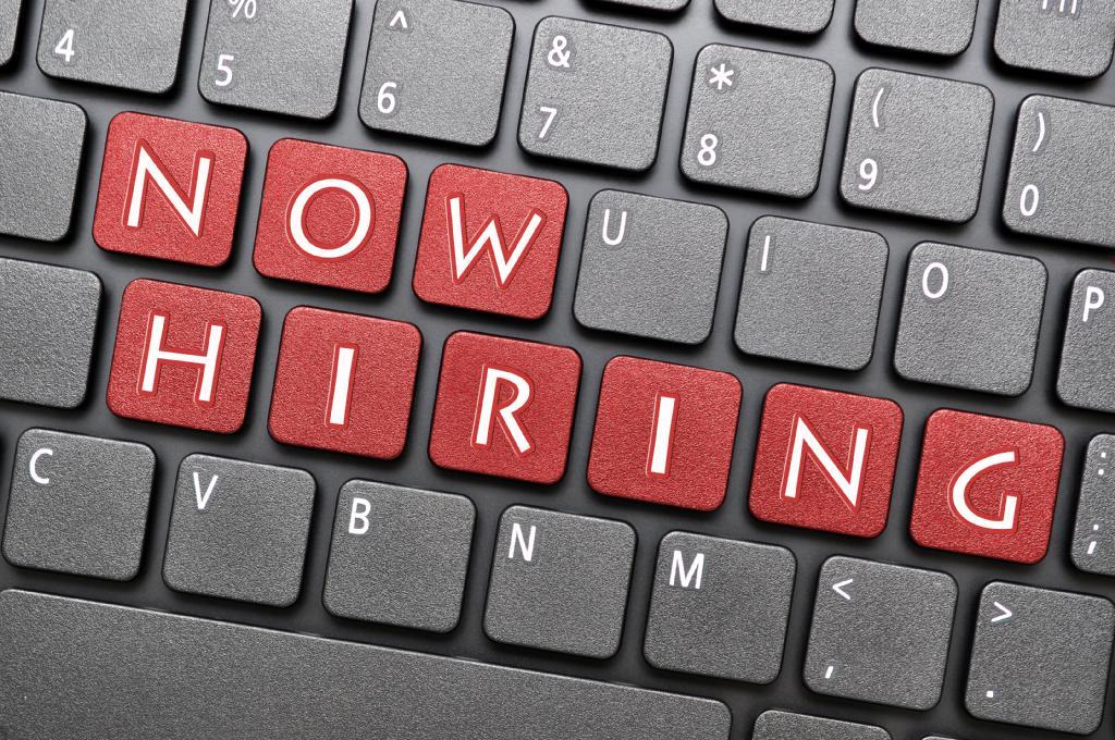 virtual job openings