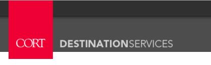 CORT Destination Services