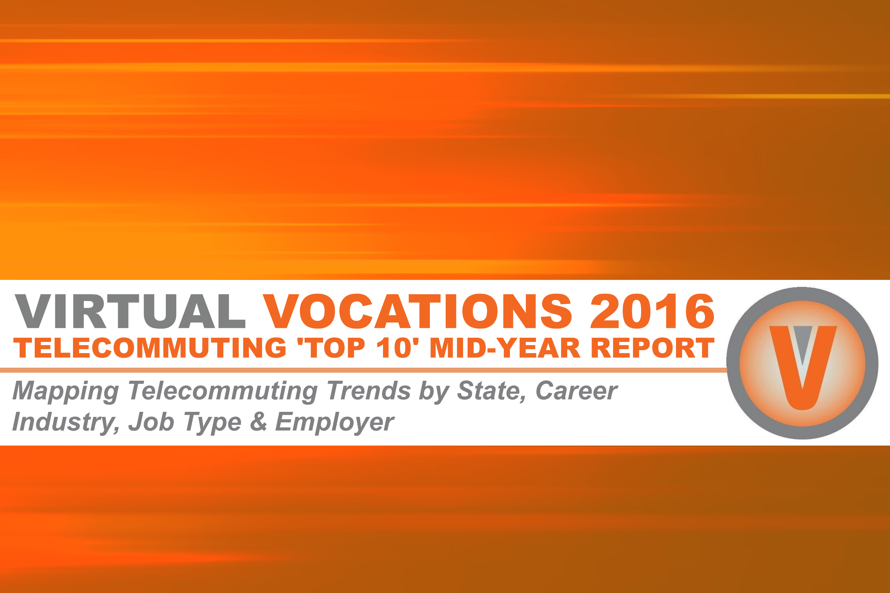 Virtual Vocations Telecommuting Top 10