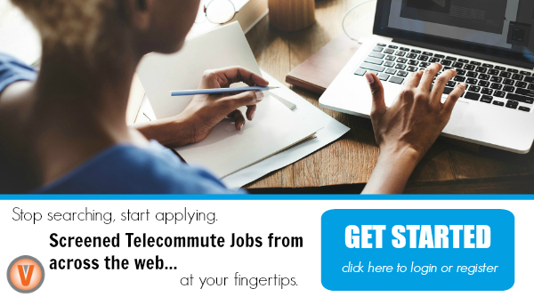 Telecommute Jobs at Virtual Vocations