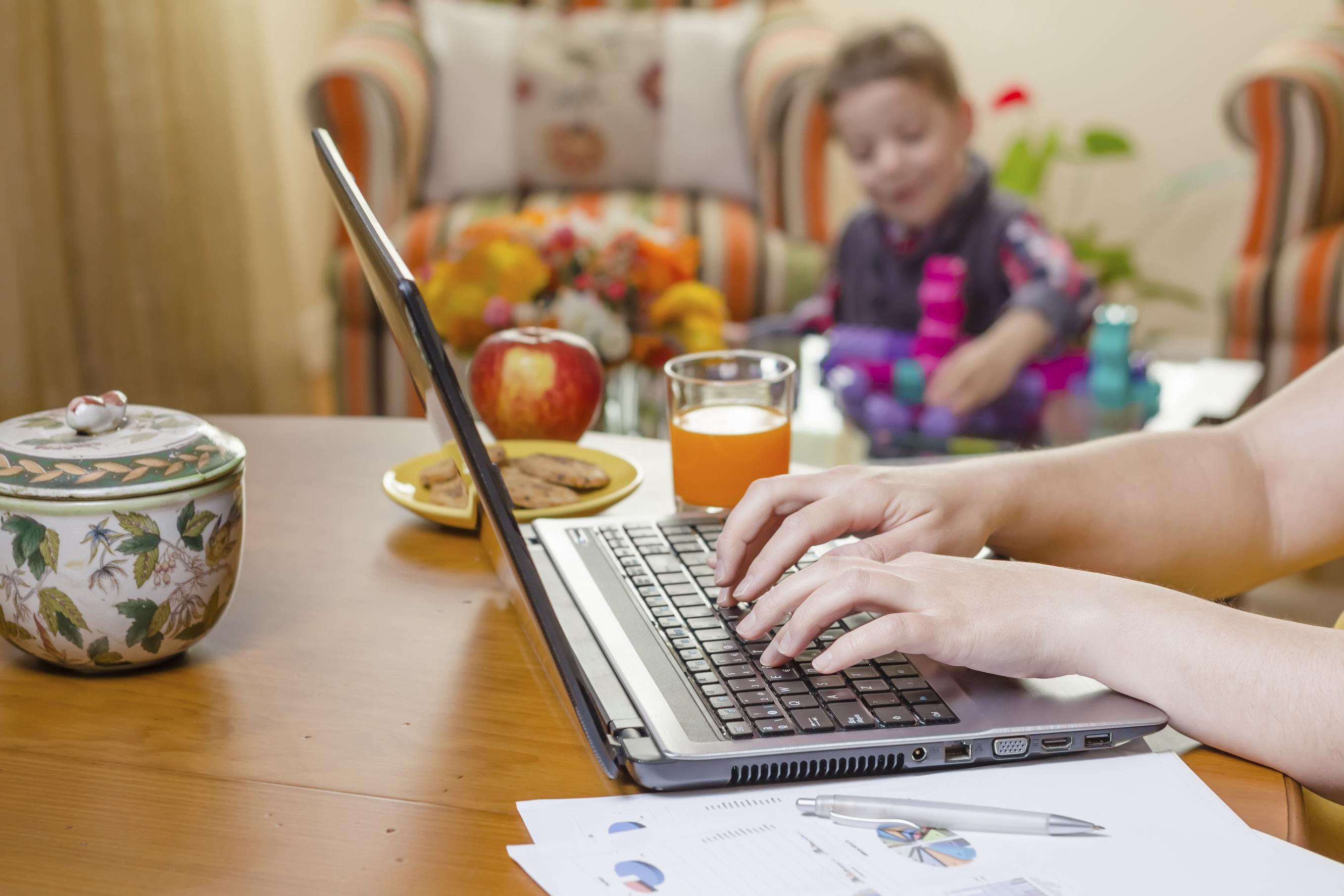 telecommuting resume writing
