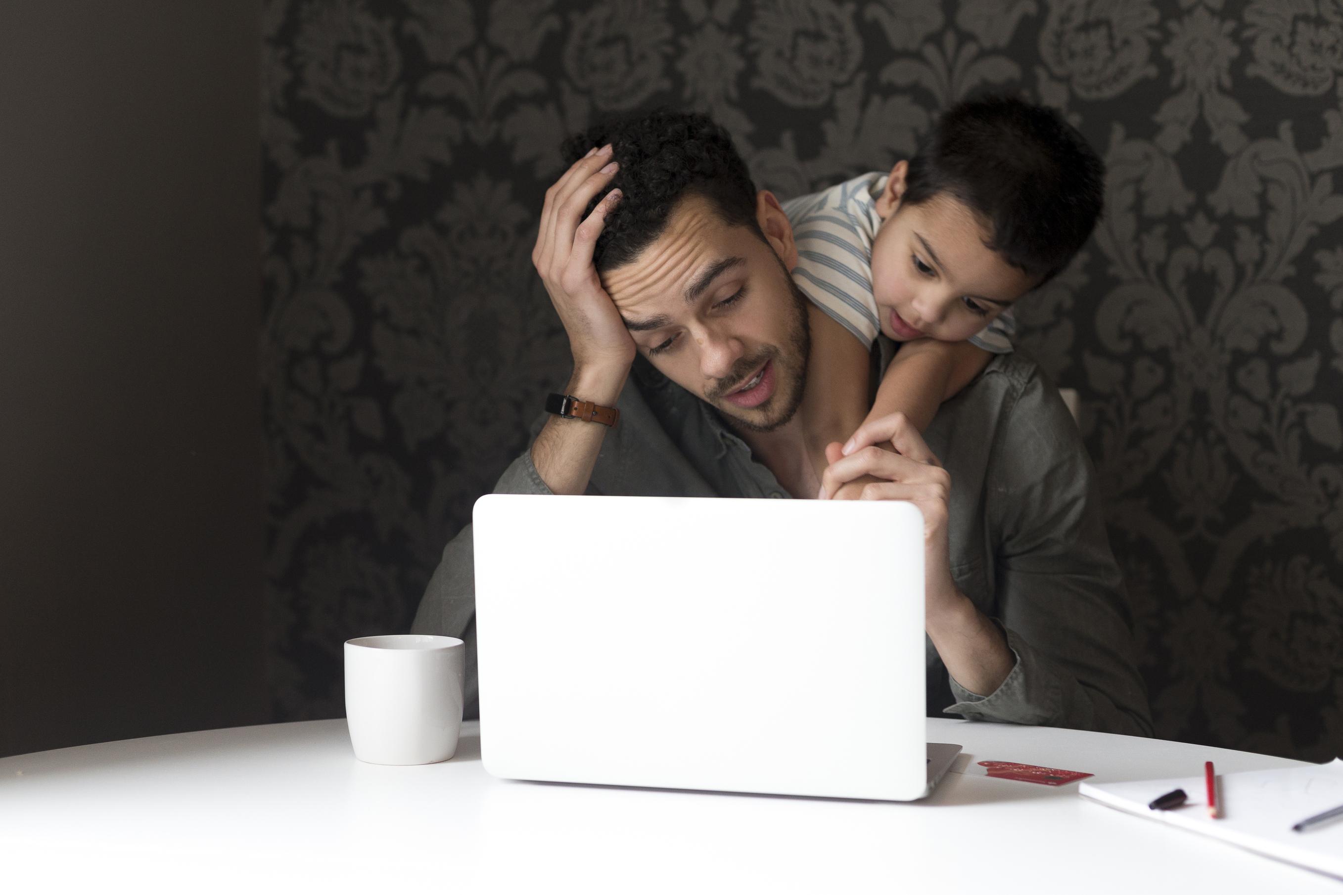 telecommuting work-life balance