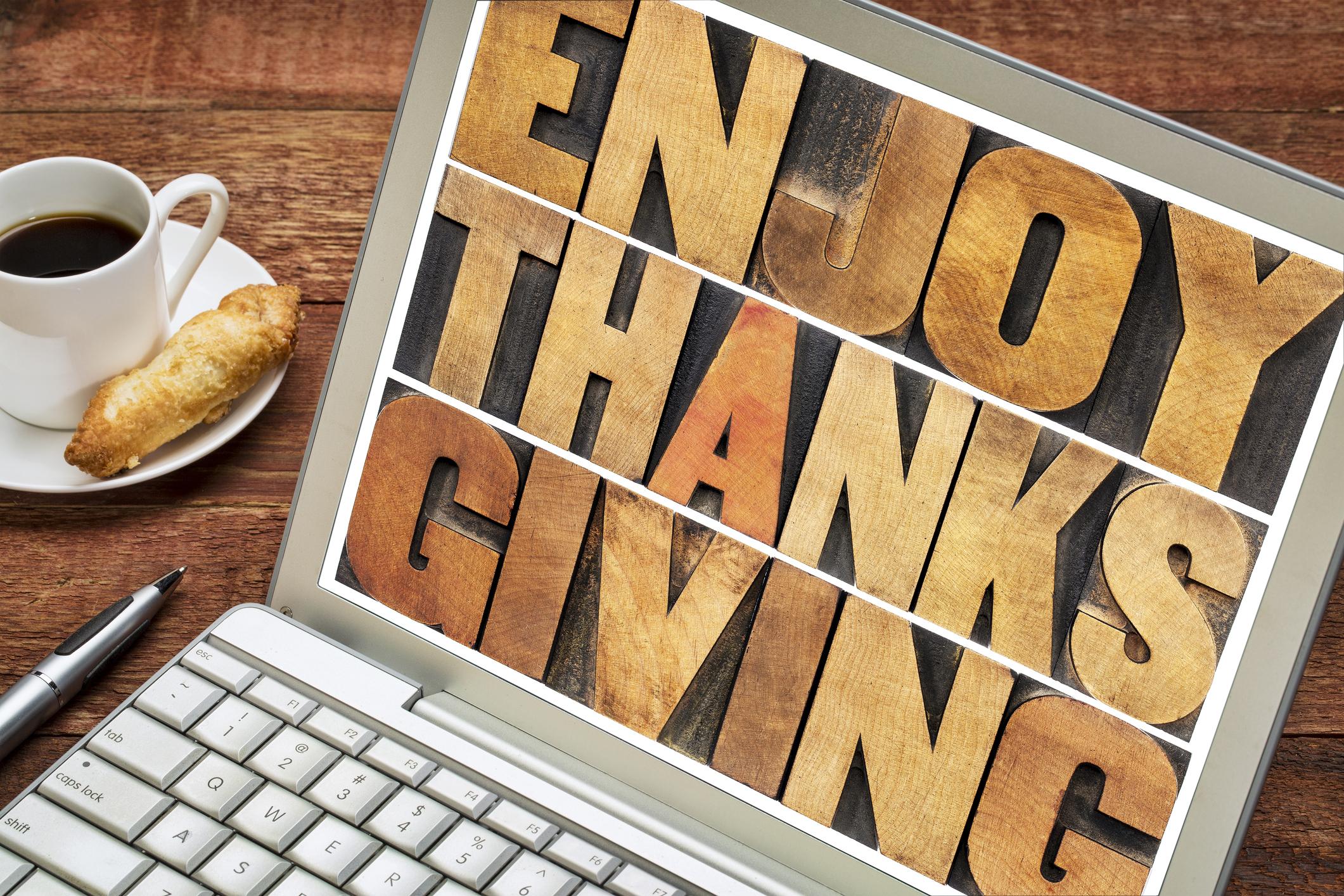 thanksgiving job openings