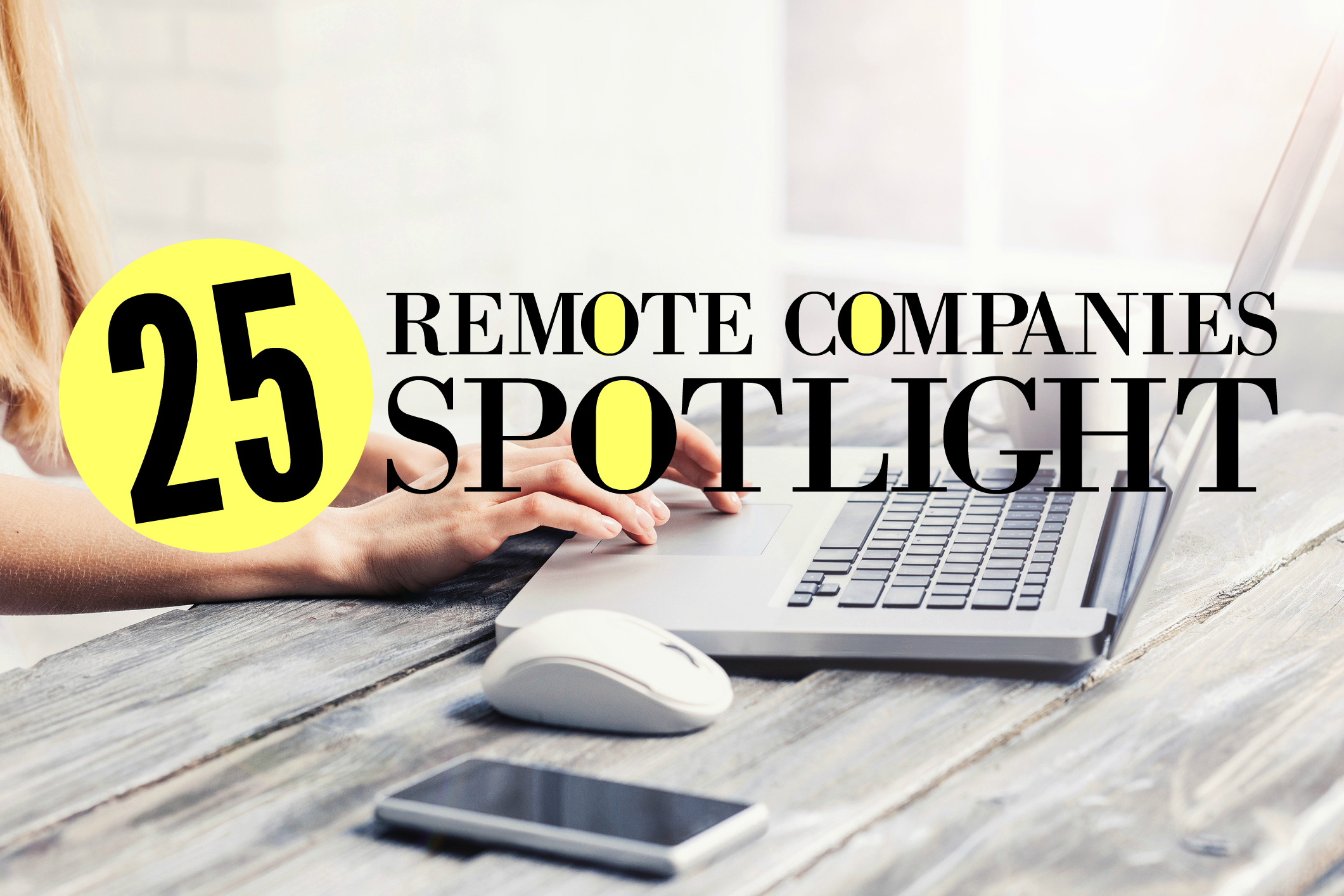remote companies