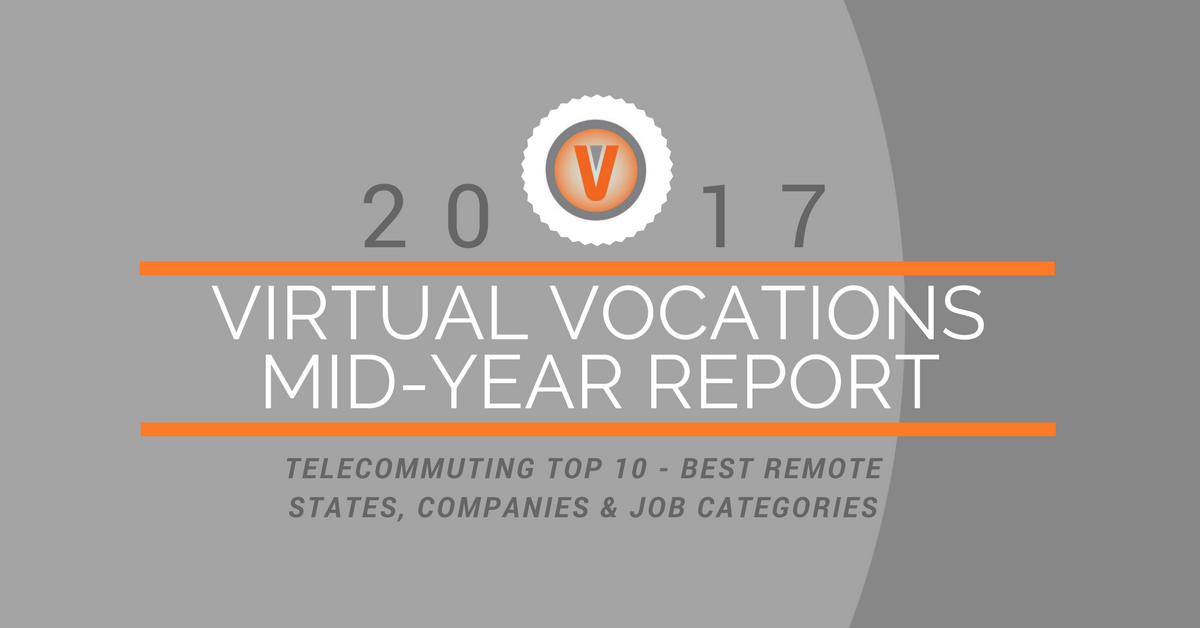 telecommuting mid-year report 2017