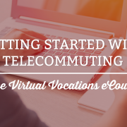 getting started with telecommuting
