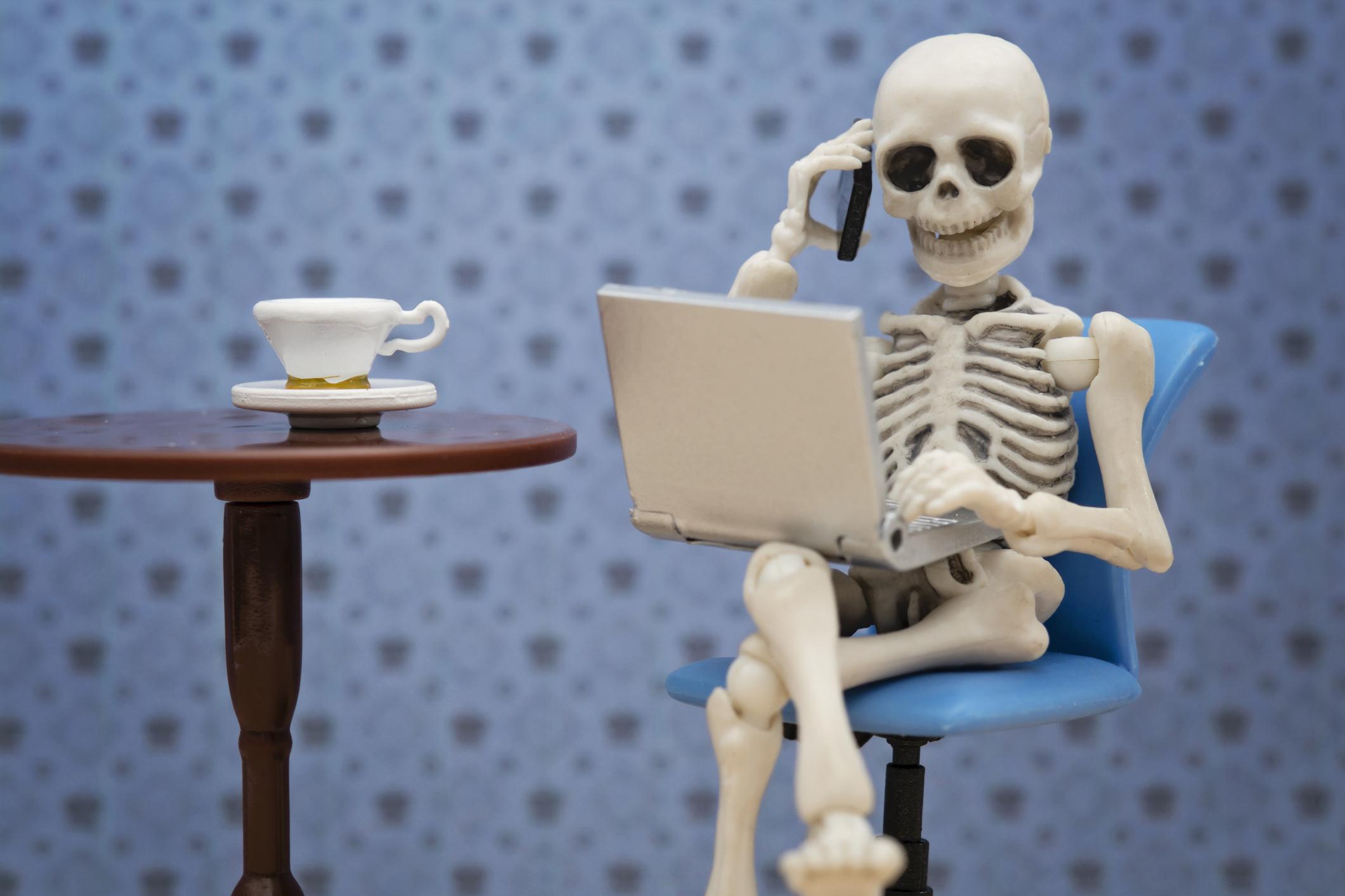 telecommuting myths