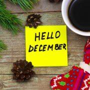 December telecommute jobs