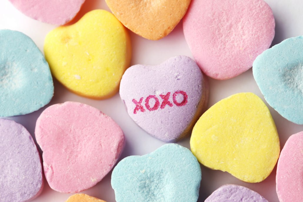 Generous Valentine Day Candy Heart Sayings Ideas - Valentine Ideas ...