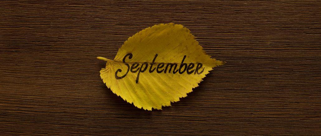 September remote jobs