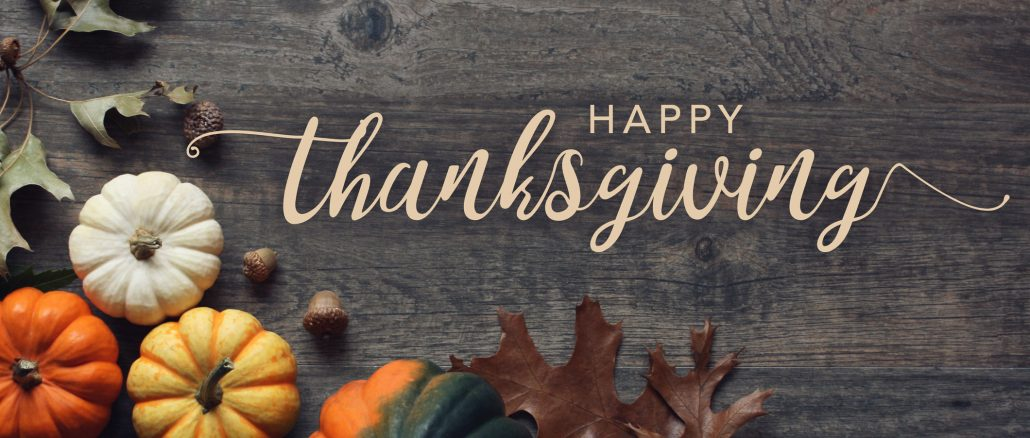 Thanksgiving job leads
