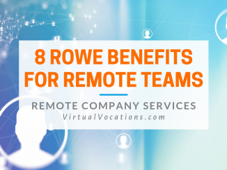 Virtual Vocations - ROWE Management Benefits
