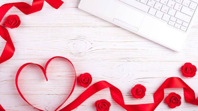 Valentine's Day remote jobs