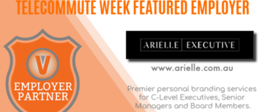Employer Partner Telecommute Week Arielle Executive