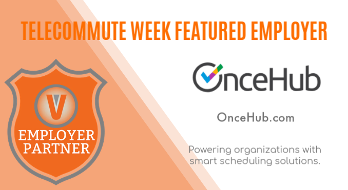 Telecommute Week Feature OnceHub