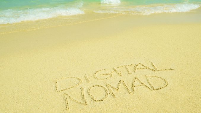 digital nomad lifestyle - Virtual Vocations remote and flexible jobs