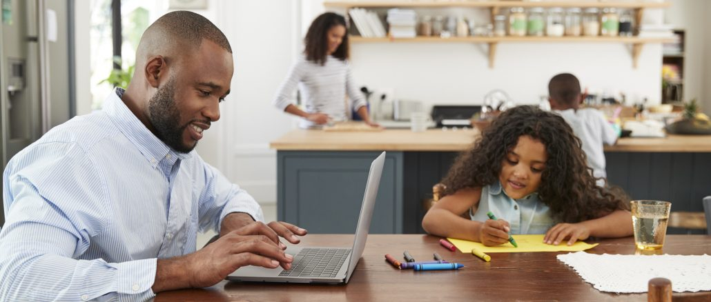 work-life integration work-life balance Virtual Vocations telecommute jobs