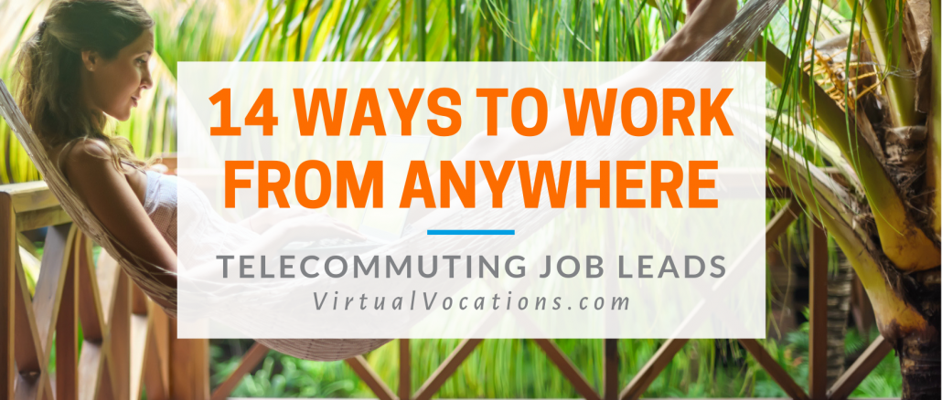 Virtual Vocations - Fully Remote Jobs