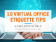 Virtual Vocations - Virtual Office Etiquette - Telecommute and Remote Jobs