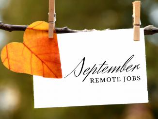 Virtual Vocations - New September Remote Jobs