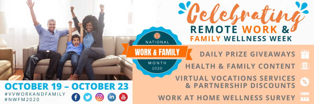 National Work and Family Month 2020