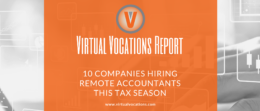 companies hiring remote accountants- Virtual Vocations telecommute and remote jobs