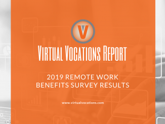 2019 Remote Work Benefits Survey Results