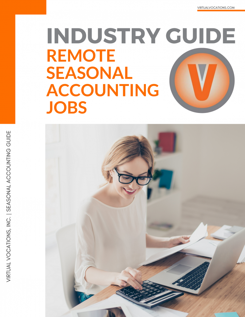 companies hiring remote accountants - Virtual Vocations telecommute and remote jobs