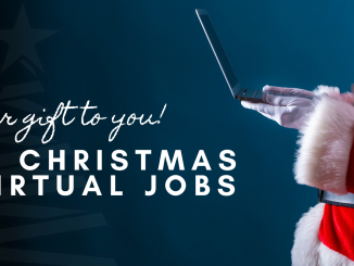 Christmas virtual jobs - Virtual Vocations telecommute and remote jobs
