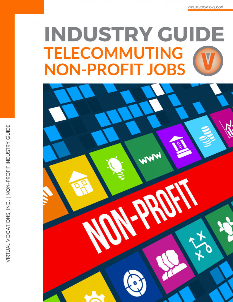 Giving Tuesday - Virtual Vocations Remote Non-Profit Industry Guide