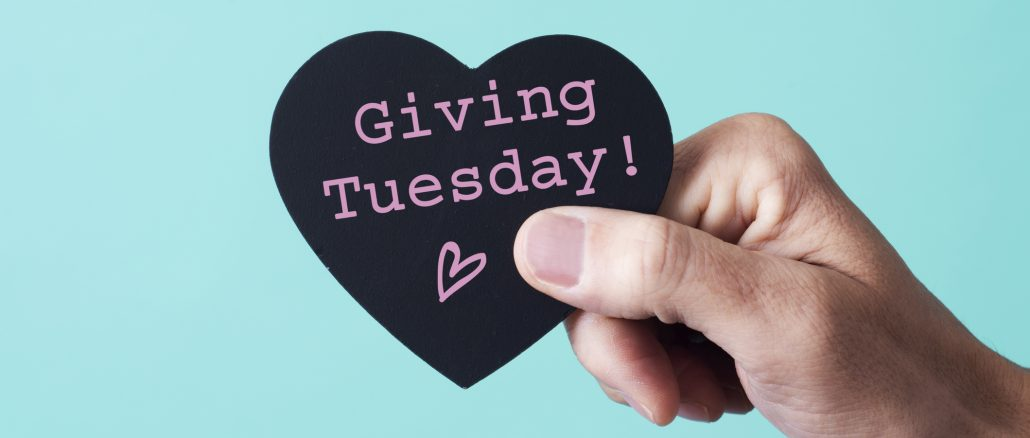 Giving Tuesday - Virtual Vocations Remote Non-Profit Jobs Industry Guide