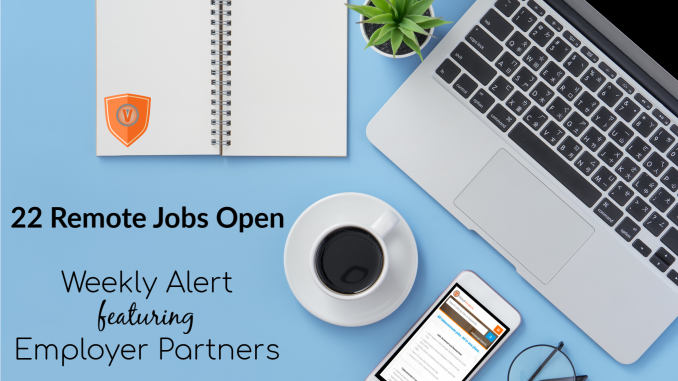 Featured Employer Partners 22 Remote Jobs