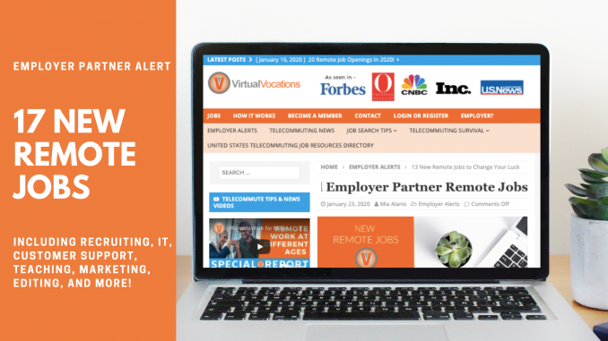 featured employer partners